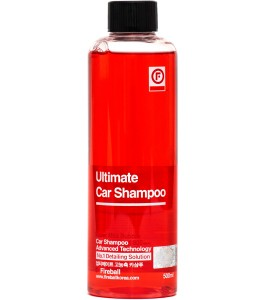 FIREBALL ULTIMATE Car Shampoo 500ml