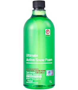 FIREBALL ULTIMATE Active Snow Foam Green 1l