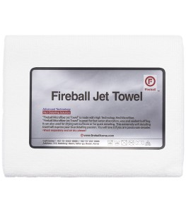 FIREBALL JET TOWEL WHITE